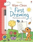 Wipe-Clean - First Drawing
