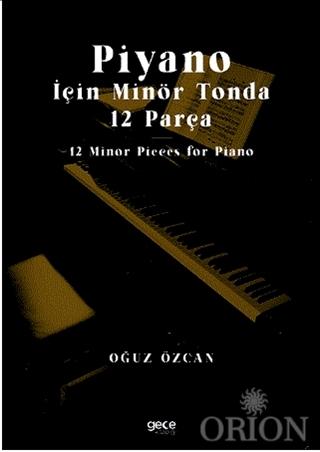 Piyano İçin Minör Tonda 12 Parça