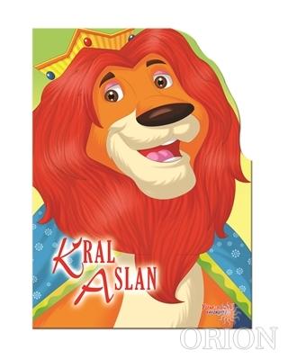 Kral Aslan - Şekilli Kitaplar
