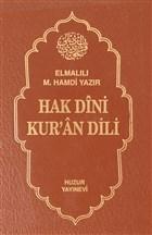 Hak Dini Kur'an Dili Cilt: 8