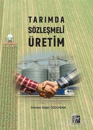 Tarımda Sözleşmeli Üretim