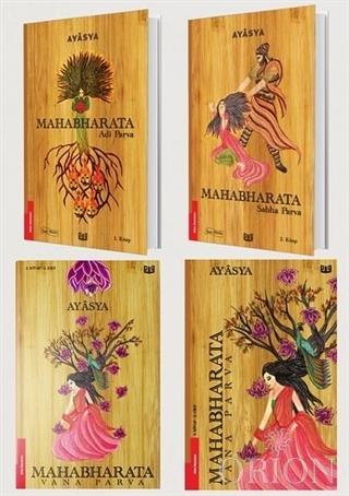 Mahabharata (4 Kitap Takım)