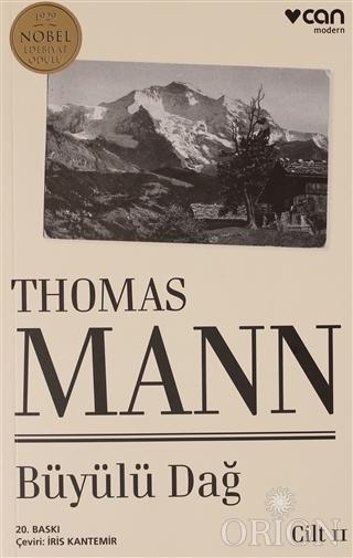 Büyülü Dağ Cilt: 2