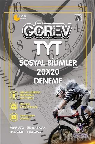 Görev TYT Sosyal Bilimler 20x20 Deneme