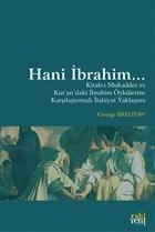 Hani İbrahim...