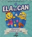 Ela İle Can - Eğlenceli Etkinlik Kitabı 12