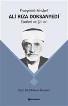 Eskişehirli Melami Ali Rıza Doksanyedi Eserleri ve Şiirleri