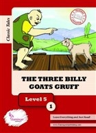 The Three Billy Goats Gruff Level 5-1 (B1)