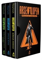 Arsen Lupen Seti (Ciltli 3 Kitap Takım)