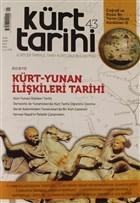 Kürt Tarihi Dergisi Sayı: 43 Ocak - Şubat - Mart 2021
