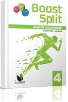 Boost Split English Coursebook 4