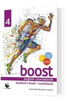 Boost English Coursebook 4
