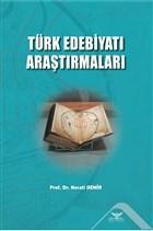 Türk Edebiyatı Araştırmaları