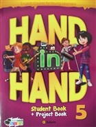 Hand in Hand Student Book + Project Book 5