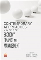 Contemporary Approaches in the Field of Economy Finance and Management