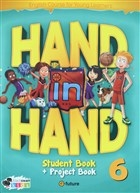 Hand in Hand Student Book + Project Book 6