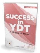 2021 Success in YDT İngilizce Çek Kopart 5 Deneme Sınavı
