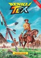 Sioux Yolu - Renkli Tex 9