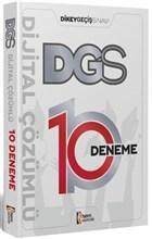 2021 DGS Dijital Çözümlü 10 Deneme