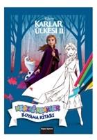 Disney Karlar Ülkesi 2 Neşeli Renkler Boyama Kitabı