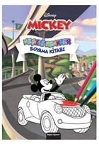 Disney Mickey Neşeli Renkler Boyama Kitabı