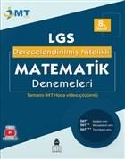 İMT Hoca 8. Sınıf LGS Derecelendirilmiş Nitelikli Matematik Denemeleri