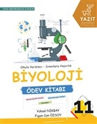 11. Sınıf Biyoloji Ödev Kitabı