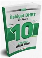 2021 DHBT Ön Lisans Düzeyi Tamamı PDF Çözümlü 10 Deneme Sınavı