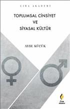 Toplumsal Cinsiyet ve Siyasal Kültür