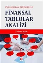Uygulamadan Örnekler İle Finansal Tablolar Analizi