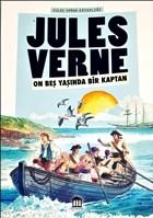 On Beş Yaşında Bir Kaptan - Jules Verne Kitaplığı