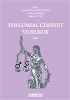 Toplumsal Cinsiyet ve Hukuk Cilt 2