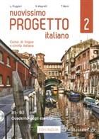 Nuovissimo Progetto Italiano 2 Quaderno Degli Esercizi+Cd Audio
