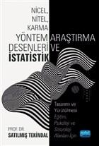 Nicel, Nitel, Karma Yöntem Araştırma Desenleri ve İstatistik