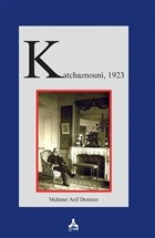 Katchaznouni, 1923