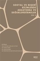 Sosyal ve Beşeri Bilimlerde Araştırma ve Değerlendirmeler - Cilt 2