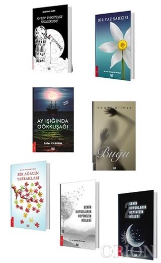 Şiir Kitapları Seti (7 Kitap Takım)