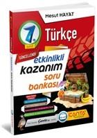 7. Sınıf - Türkçe Etkinlikli Kazanım Soru Bankası