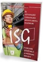 İş Güvenliği Uzmanlığı Sınavlarına Hazırlık İSG Tamamı Çözümlü 5 Deneme Sınavı