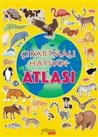 Çıkartmalı Hayvan Atlası