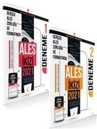 2021 ALES İkizi 2 Özgün Deneme Sınavı Dijital Çözümlü