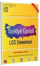 2021 8. Sınıf Türkiye Geneli LGS Denemesi (10`lu Paket)
