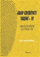 Arap Edebiyatı Tarihi 4