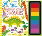 Fingerprirnts Activities - Dinosaurs