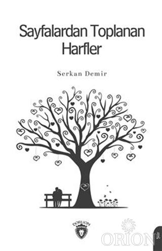 Sayfalardan Toplanan Harfler