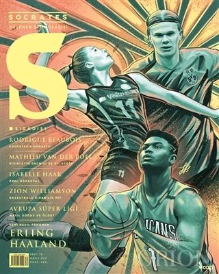 Socrates Düşünen Spor Dergisi Sayı: 74 Mayıs 2021