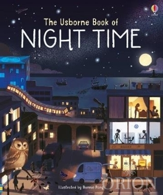 The Usborne Book of Night Time
