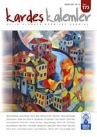 Kardeş Kalemler Aylık Avrasya Edebiyat Dergisi Sayı: 173 Mayıs 2021