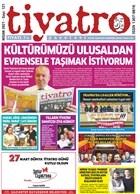 Tiyatro Gazetesi Sayı: 121 Nisan 2021