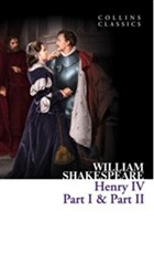 Henry 4 Part 1 - Part 2 (Collins Classics)